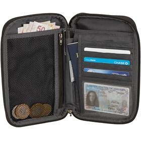 Eagle Creek RFID Travel Zip Organizer black/charcoal